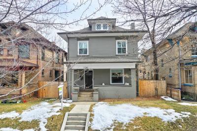 Single Family Home Under Contract: 1240 Saint Paul Street