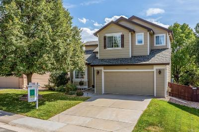 Highlands Ranch Single Family Home Active: 328 Stellars Jay Drive