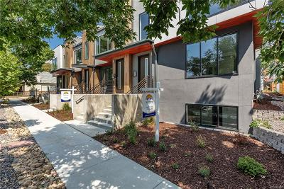 Denver Condo/Townhouse Sold: 2481 West Caithness Place