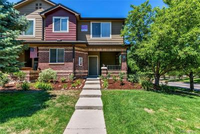 Highlands Ranch Condo/Townhouse Active: 6490 Silver Mesa Drive #A