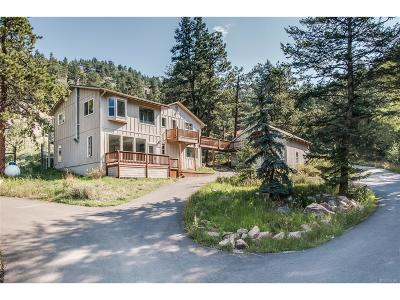 Evergreen Single Family Home Under Contract: 26209 Wild Flower Trail