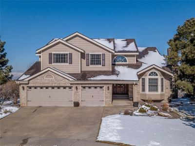 Highlands Ranch Single Family Home Under Contract: 2531 Dunwoody Way