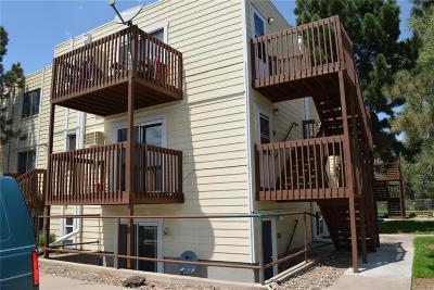 Wheat Ridge Condo/Townhouse Under Contract: 9380 West 49th Avenue #114