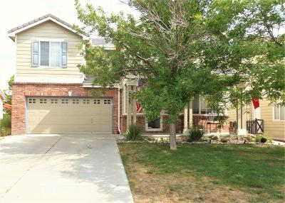 Brighton Single Family Home Under Contract: 14933 East 116th Place