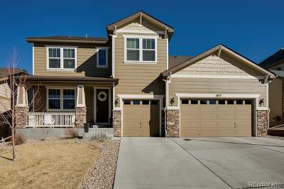 Castle Rock Single Family Home Active: 2677 Rising Moon Way