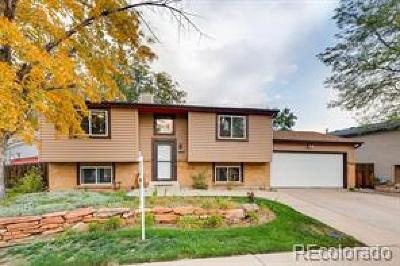 Thornton Single Family Home Active: 4417 East 118th Avenue