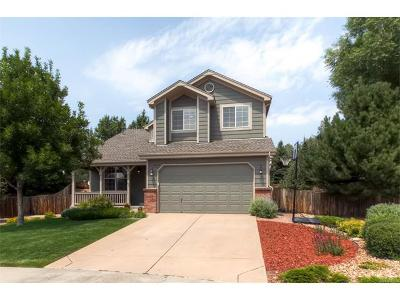 Single Family Home Sold: 8235 Cottongrass Court