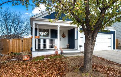 Littleton Single Family Home Under Contract: 9929 Garwood Street