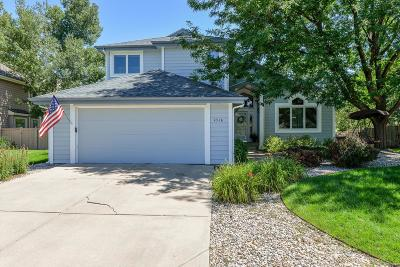 Fort Collins Single Family Home Active: 4518 Seaboard Lane