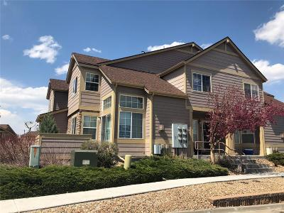 Castle Rock Condo/Townhouse Under Contract: 2550 Cutters Circle #101
