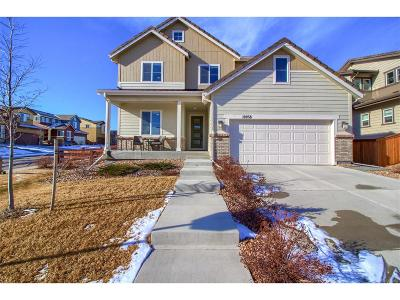 Parker Single Family Home Under Contract: 10958 Touchstone Loop