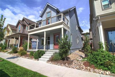 Denver Single Family Home Active: 1827 West 66th Avenue