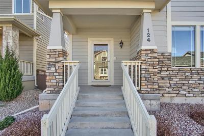 Colorado Springs Single Family Home Active: 124 South Favorite Street