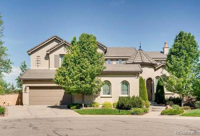 Highlands Ranch Single Family Home Active: 2637 Danbury Avenue