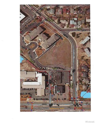 Broomfield Residential Lots & Land Under Contract: 1110 East 10th Avenue