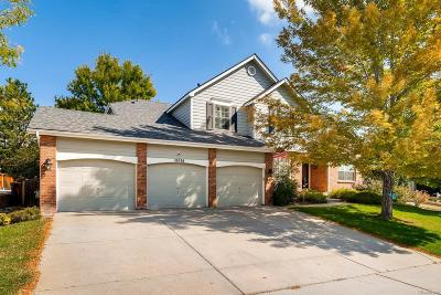 Highlands Ranch Single Family Home Under Contract: 10036 Royal Eagle Lane