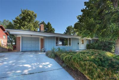 Boulder Single Family Home Active: 2445 Balsam Drive