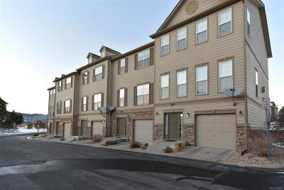 Monument Condo/Townhouse Active: 1178 Walters Point