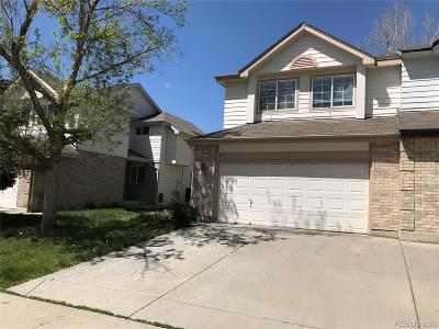 Northglenn Condo/Townhouse Under Contract: 531 West 114th Place