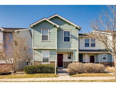 Denver CO Condo/Townhouse Active: $280,000
