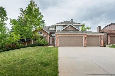 Highlands Ranch Single Family Home Under Contract: 9402 Dolton Way