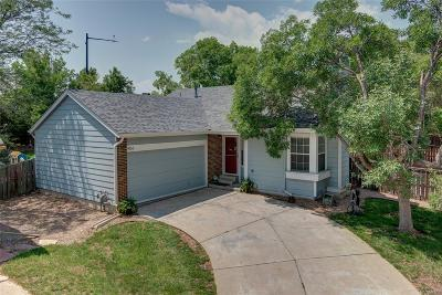 Highlands Ranch Single Family Home Under Contract: 9351 Balsam Court