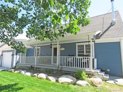 Buena Vista CO Single Family Home Active: $460,000