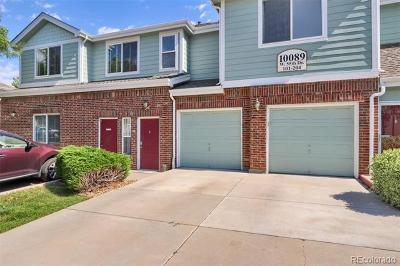 Arvada Condo/Townhouse Active: 10089 West 55th Drive #204