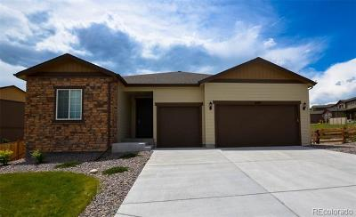 Castle Rock Single Family Home Active: 4003 Spanish Oaks Way