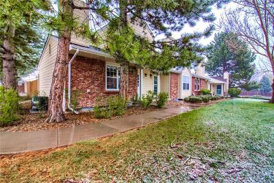 Littleton Condo/Townhouse Under Contract: 8306 South Upham Way