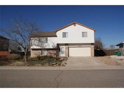 Fort Lupton Single Family Home Under Contract: 1305 8th Street