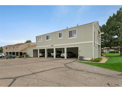 Arvada Condo/Townhouse Under Contract: 8749 Chase Drive #158