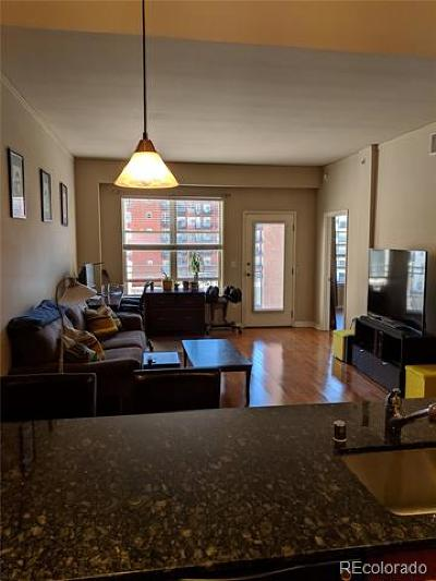 Uptown Condo/Townhouse Active: 1975 North Grant Street #810