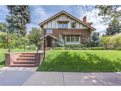 Single Family Home Under Contract: 724 Gaylord Street