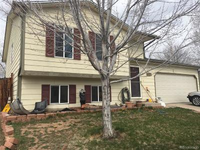 Littleton Single Family Home Under Contract: 8661 West Star Circle