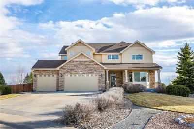 Thornton Single Family Home Under Contract: 12108 King Ranch Court