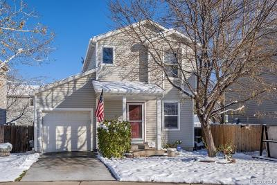 Morrison Single Family Home Sold: 4646 South Swadley Way
