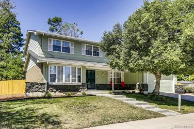 Denver Single Family Home Active: 4171 South Spruce Street