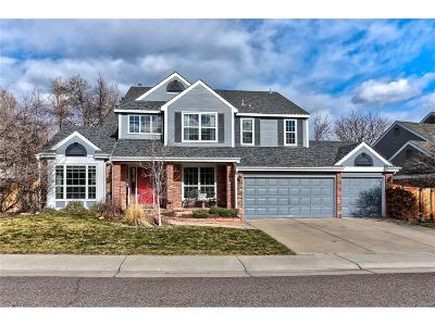 Highlands Ranch Single Family Home Under Contract: 3375 Meadow Creek Place