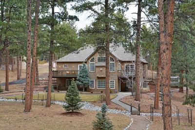 Larkspur CO Single Family Home Under Contract: $699,950