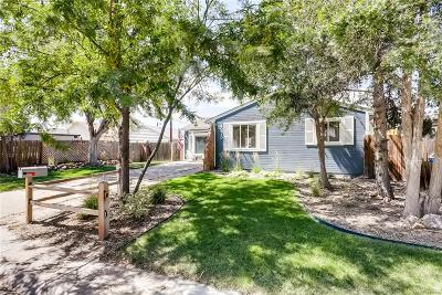 Englewood Single Family Home Under Contract: 4275 South Lipan Street