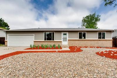 Aurora, Denver Single Family Home Active: 2775 South Helena Way