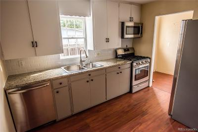 Aurora CO Single Family Home Active: $289,900