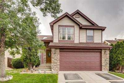 Denver Single Family Home Active: 4967 Fraser Way