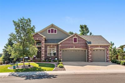 Castle Rock Single Family Home Active: 7472 Iridium Way