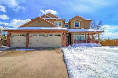 Highlands Ranch Single Family Home Active: 2207 Weatherstone Circle