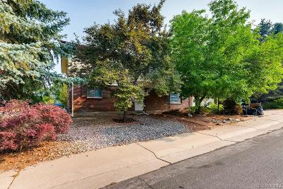 Westminster Single Family Home Under Contract: 5641 West 102nd Place