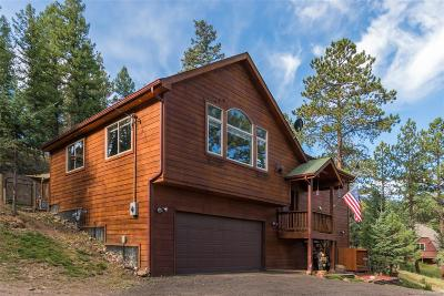Park County Single Family Home Under Contract: 82 Bluebird Drive