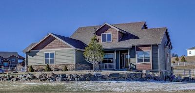 Parker Single Family Home Under Contract: 2805 Deer Ridge Circle