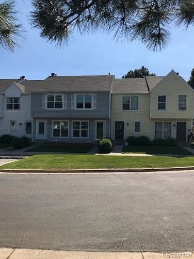 Lakewood Condo/Townhouse Under Contract: 8827 West Floyd Avenue